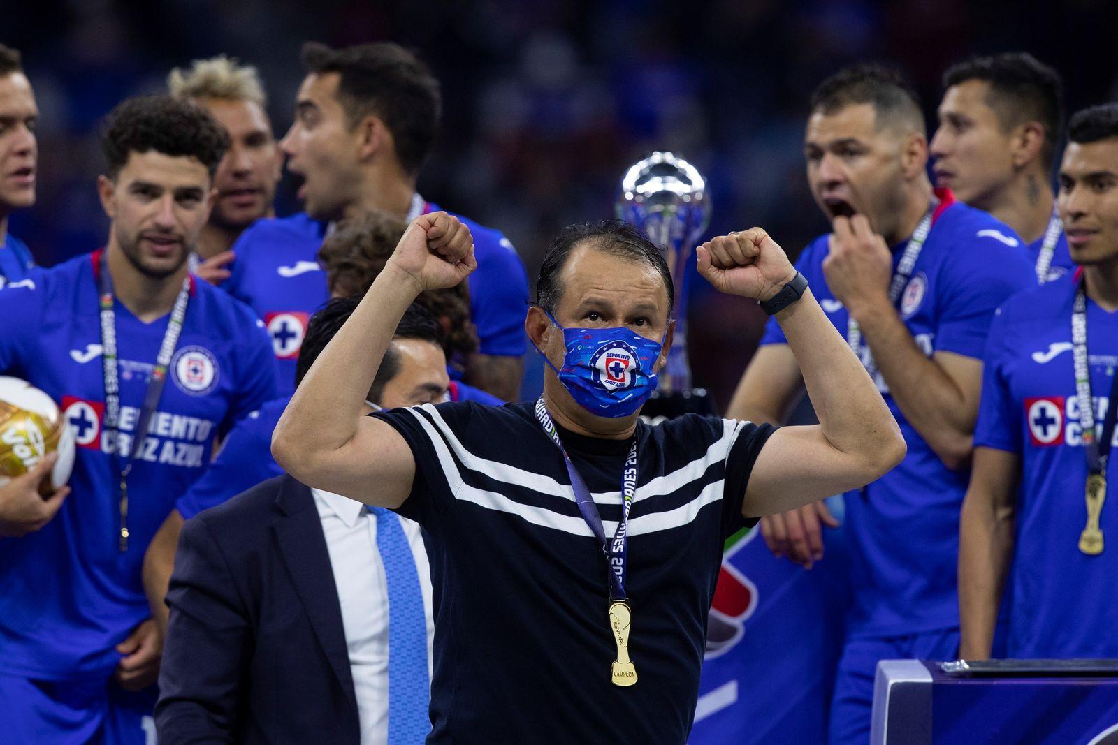 Cruz Azul vs Santos, La Final
