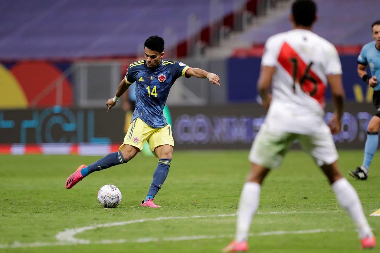 Luis Díaz le da a Colombia el tercer puesto en la Copa América