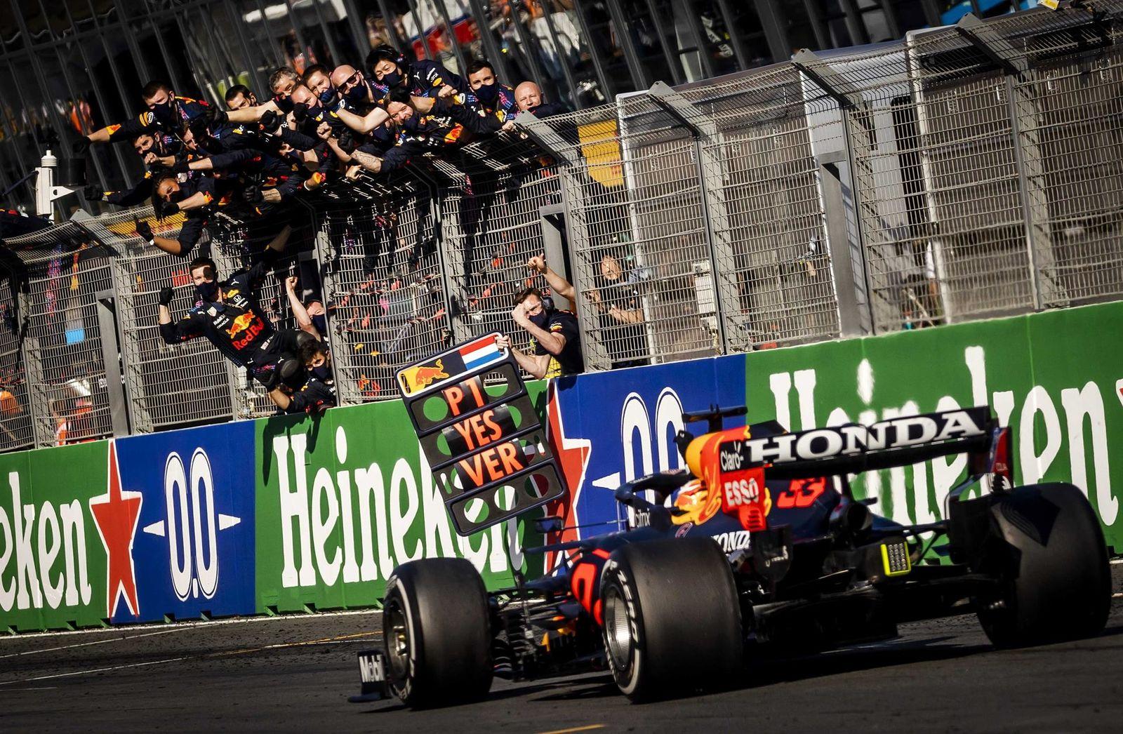 Gran Premio de Formula 1 de Países Bajos