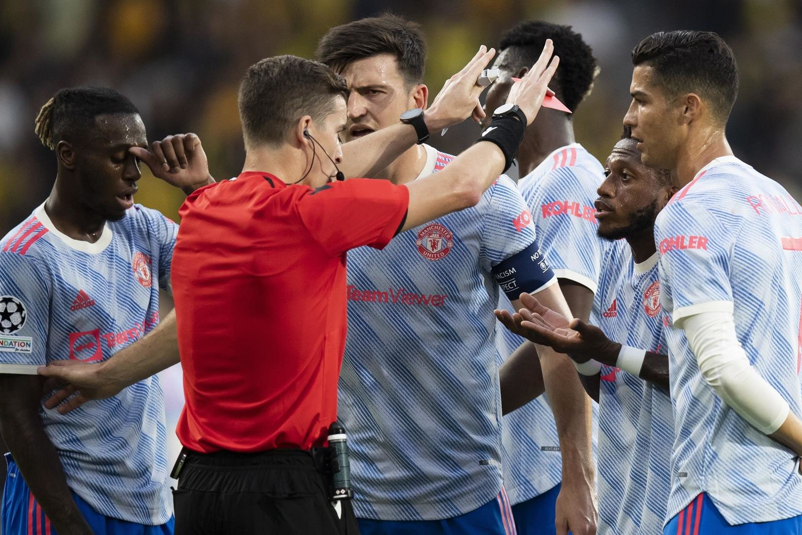 El Young Boys apaga a Cristiano Ronaldo; derrota al Manchester United en arranque de la Champions League