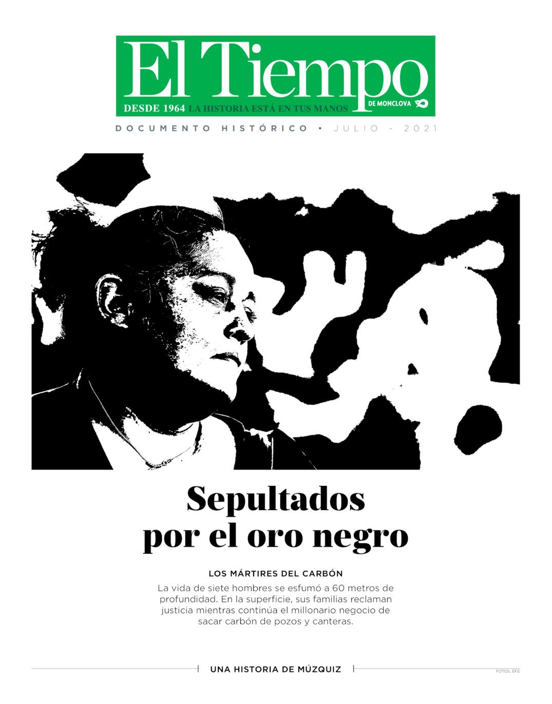 Especial El Tiempo - Documento Histórico Julio 2021 -