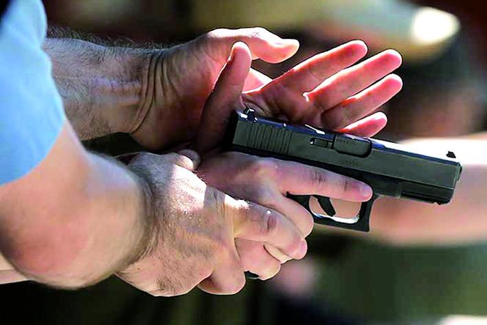 USA-GUNS/LGBT