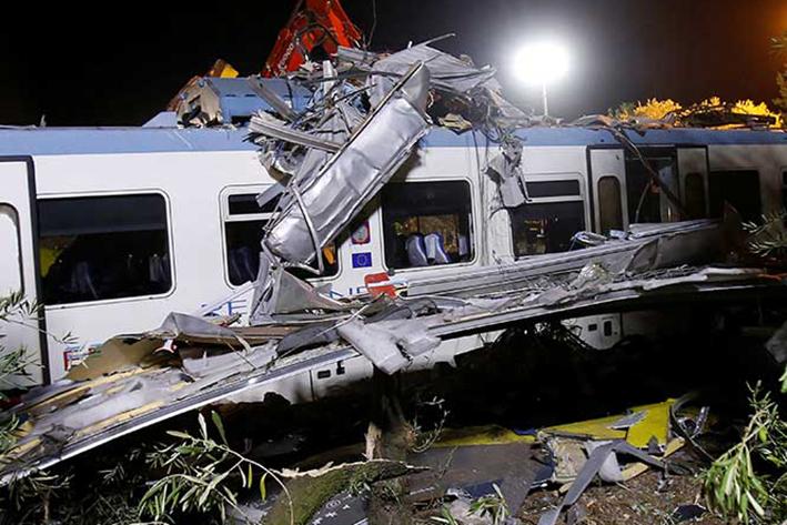ITALY-TRAIN/CRASH