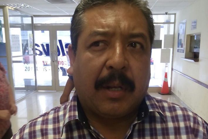 Mario Garza, Presidente del Partido Movimiento Ciudadano.