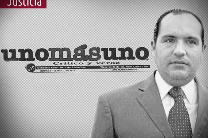 PGR detiene a dueño del periódico unomásuno por evasión fiscal