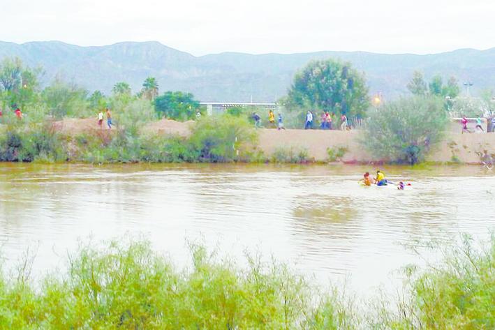 Tormenta Newton provoca lluvias fuertes en Chihuahua