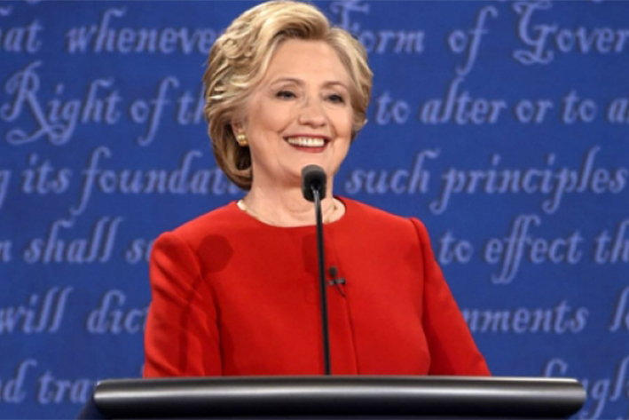 Nuevo sondeo da diferencia de tres puntos entre Clinton y Trump
