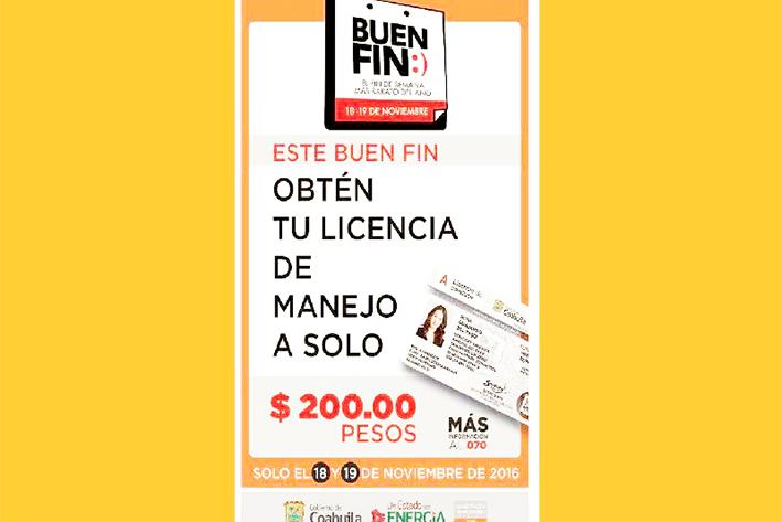 En sus marcas, listos… llegó El Buen Fin en su sexta edición