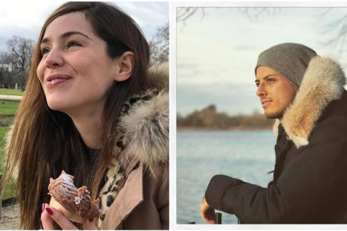 El tiempo publican fotos de cita entre chicharito y for El tiempo en paris en enero 2017