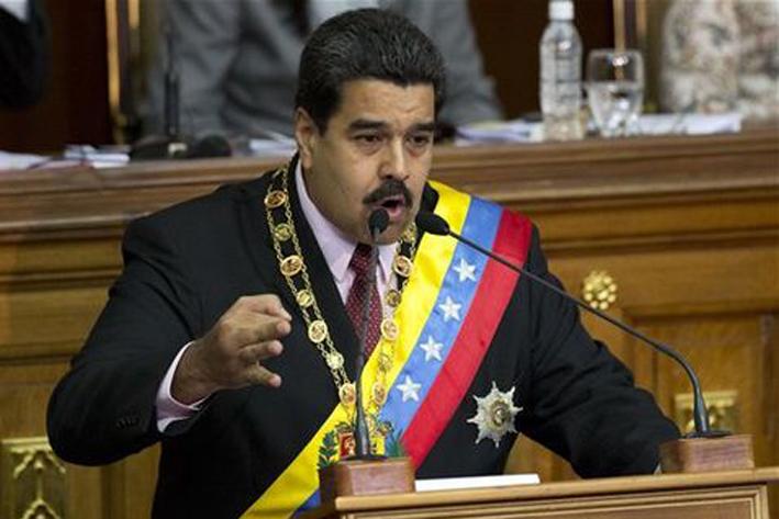 Maduro llama a debatir sobre