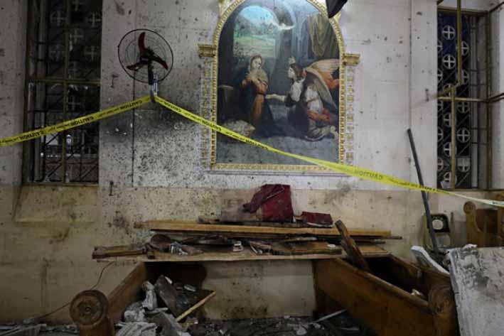 Expresa Secretario General de la ONU solidaridad con Egipto tras actos terroristas