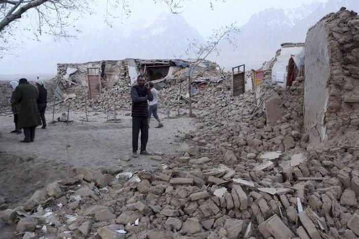 Causa sismo de 5.5 Richter ocho muertos y 23 heridos en China