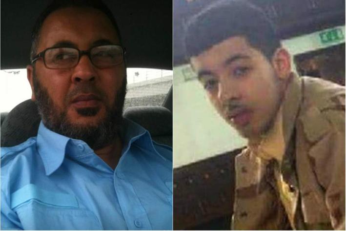 Una familia libia con lazos terroristas — Atentado en Manchester