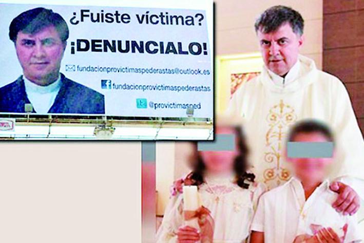 México pide a Interpol emitir ficha roja contra sacerdote pederasta