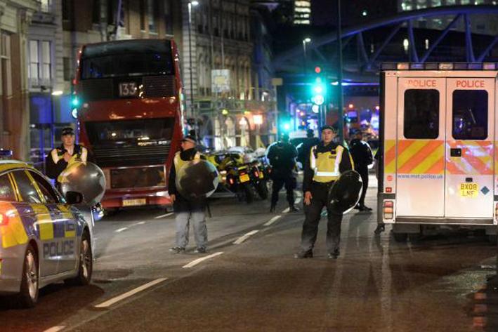 Estado Islámico se atribuyó los ataques en Londres