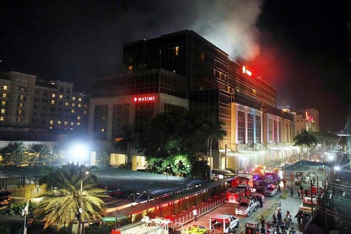 Se suicida el atacante que sembró el terror en hotel de Manila