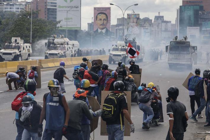 Me retiro a cambio de la libertad de Venezuela — Almagro