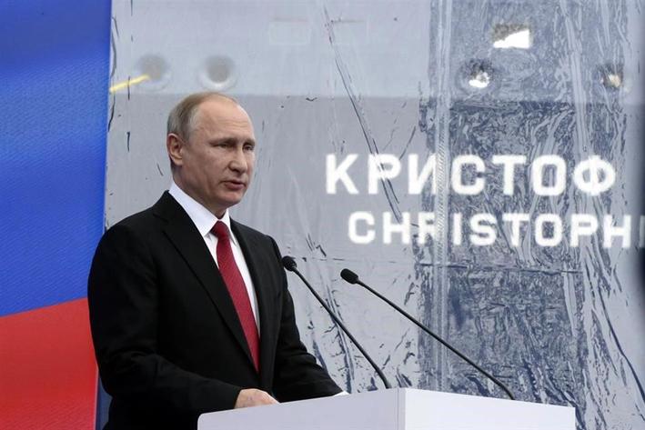 Putin asegura que apenas conoció a Flynn durante una cena en Moscú