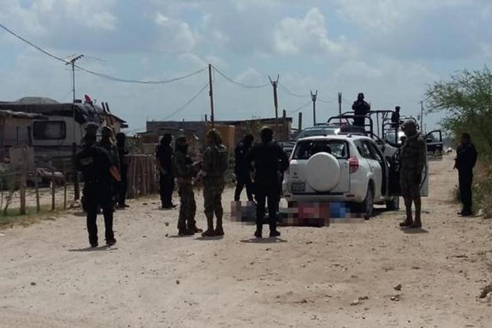 Enfrentamiento en Reynosa deja tres muertos