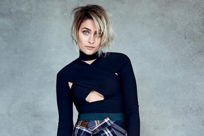 Paris Jackson y Vogue rompen con las entrevistas tradicionales