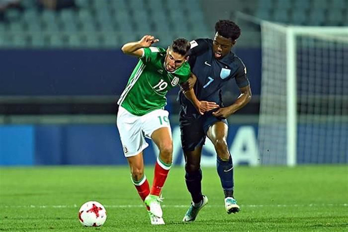 México queda fuera del Mundial Sub-20