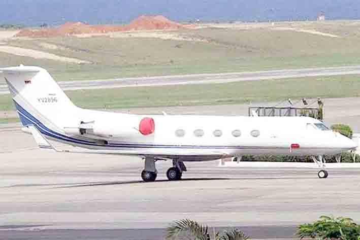 Avión YV2896 amarizó en Margarita con nueve personas abordo