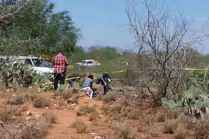 Hallan tres cuerpos calcinados en Reynosa