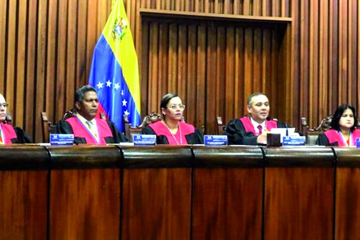 ANC ratifica cargos de magistrados del TSJ