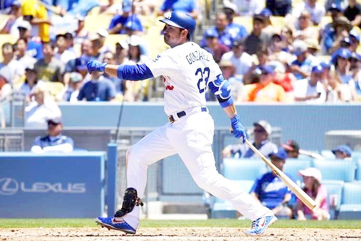 Dodgers dan buena noticia al primera base Adrián González | MLB | Los Ángeles