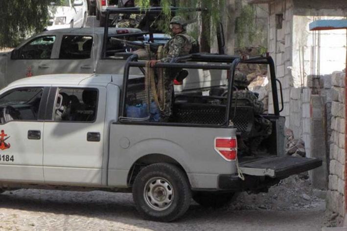 Marina abate a líderes Zetas en Puebla tras enfrentamiento