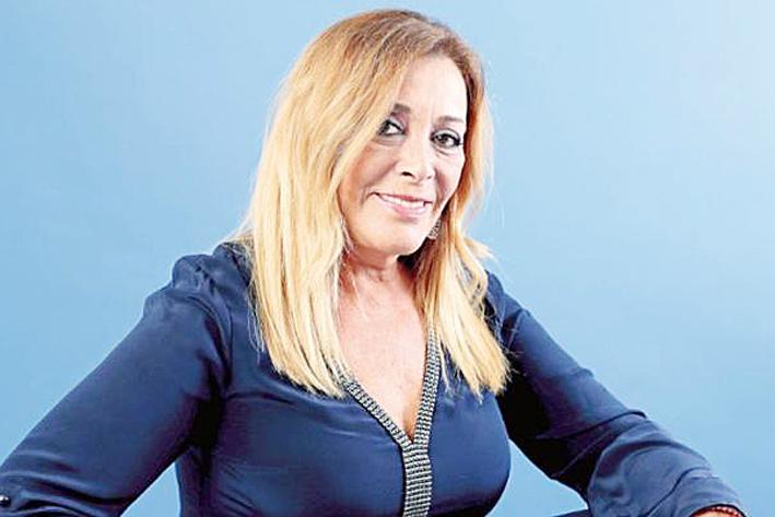 La actriz dice estar muy contenta ahora en Azteca