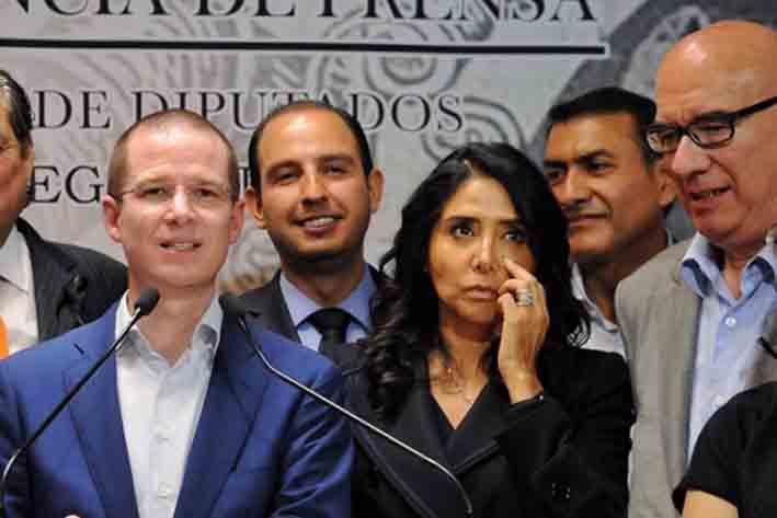 Exigen al Frente Ciudadano por México elección abierta de candidato