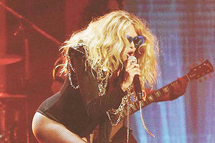 Paulina Rubio se une al '90s Pop Tour'