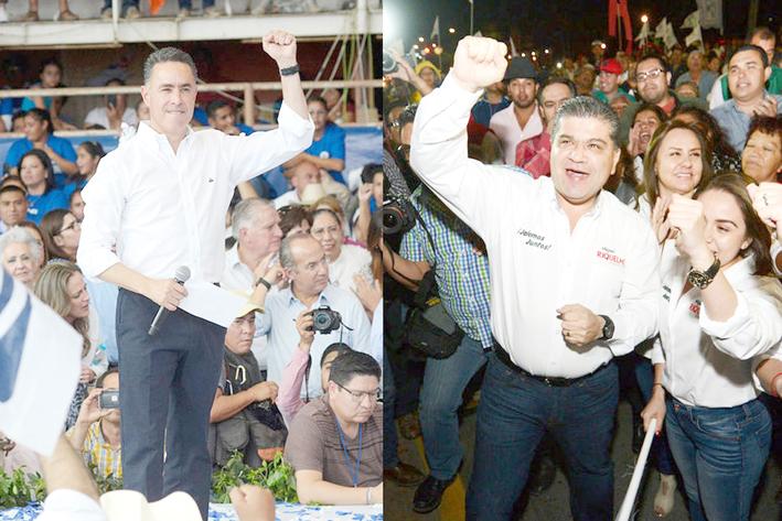 Confía PRI que Tribunal ratifique triunfo de Riquelme en Coahuila