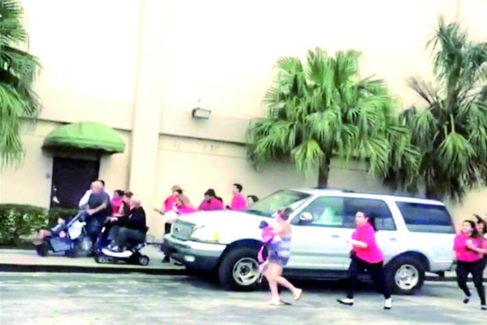 Falso tiroteo causa pánico en centro comercial de Florida
