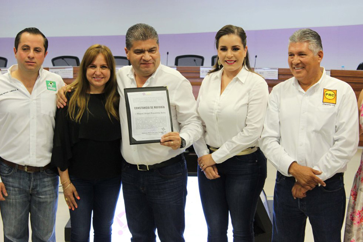 Multa INE a PRI por rebasar gasto en Coahuila