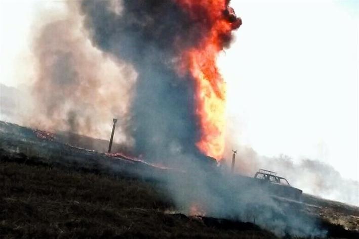 Causan huachicoleros explosión de ducto de Pemex en Irapuato