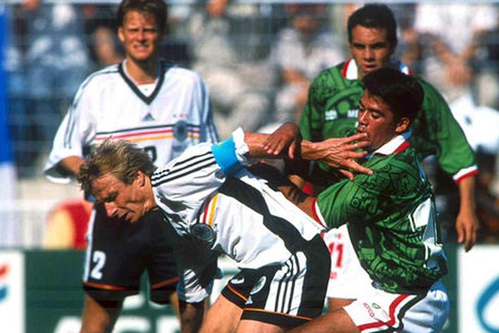 México debuta ante Alemania