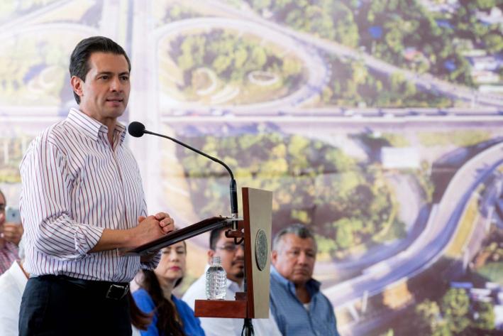 Gobierno desarrolla programa de reactivación económica en Tabasco: Peña