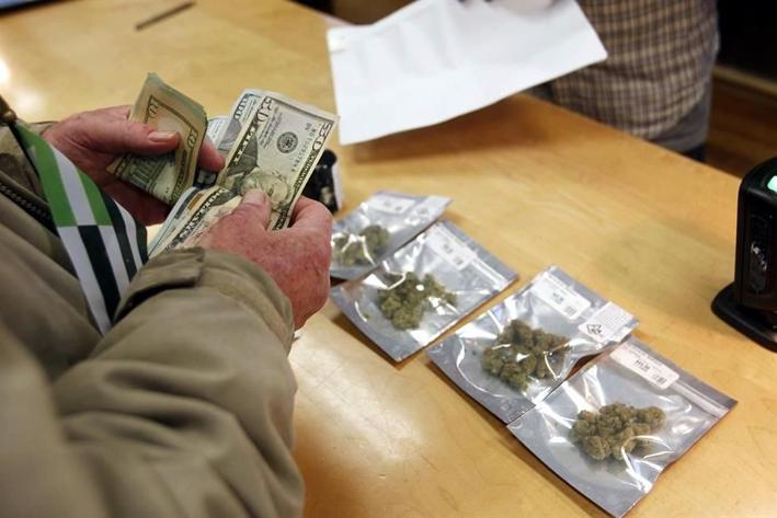 Trump lanza una guerra contra la legalización de la marihuana