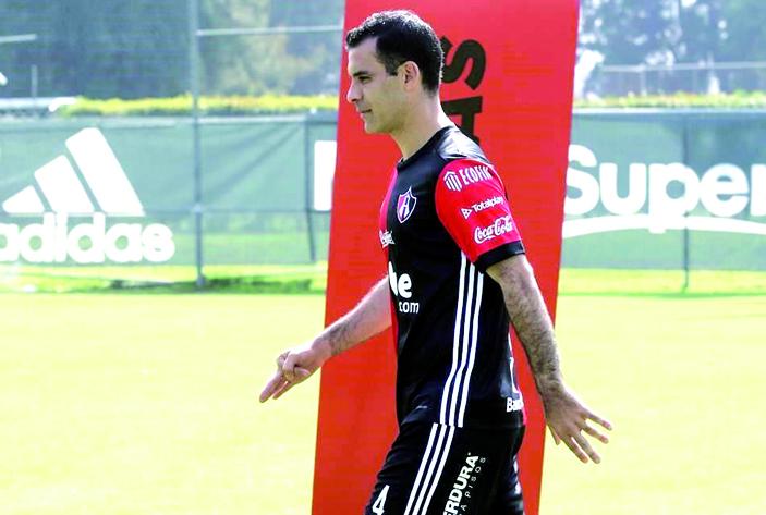 Gana amparo a PGR, Rafa Márquez