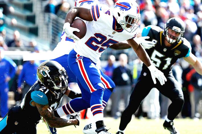 Jaguars elimina a Bills y se cita con Steelers en Ronda Divisional
