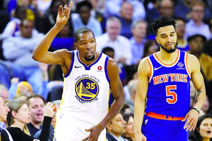 Curry no participará en el concurso de triples
