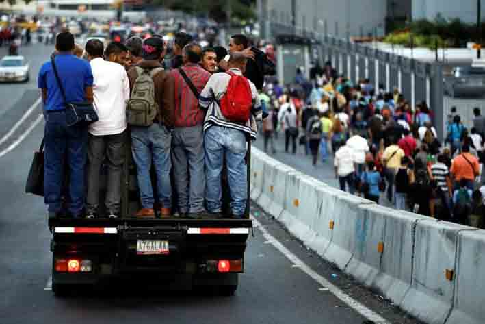 Se registró apagón en la Gran Caracas, Miranda y Vargas — FOTOS