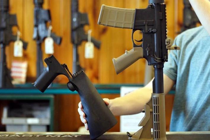 Propone armar a los maestros en las escuelas dijo Trump