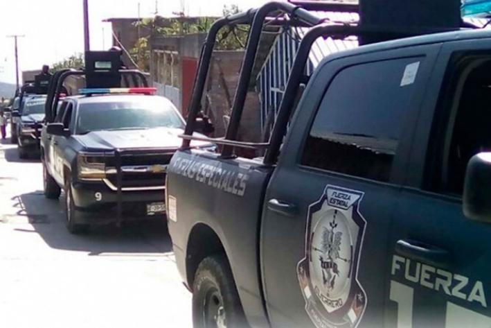 Comando ataca comandancia policial y casas en Guerrero