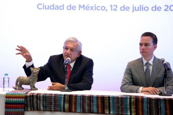 Pompeo y López Obrador confían en mejorar relación bilateral