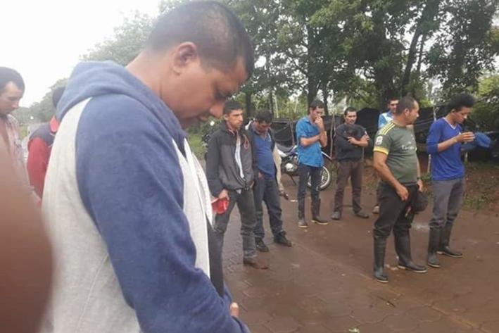 Nicaragua: Acusan por terrorismo y asesinato a dirigente campesino