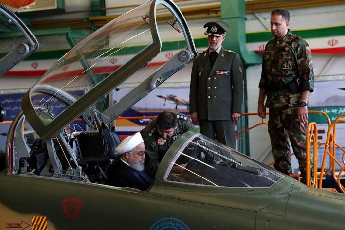 Presume Irán el