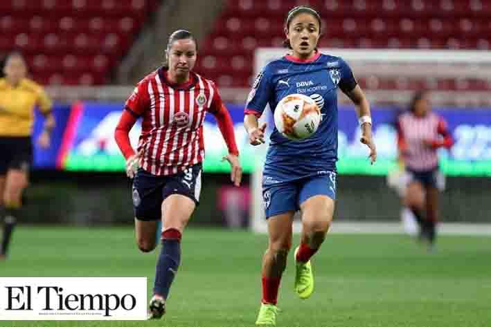 Definen días y horarios para las Semifinales del Liga MX Femenil
